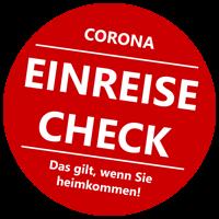 Corona-Einreise-Check